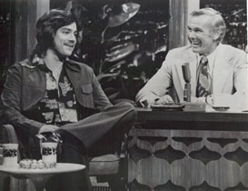 Freddie Prinze, Sr. on Johnny Carson