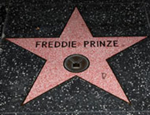 Freddie Prinze Sr. star on Hollywood's Walk of Fame