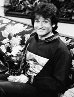 Robin Williams, Mork and Mindy