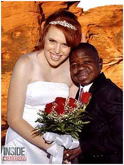 Gary Coleman with wife, Shannon Price