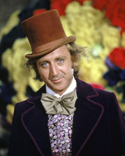 Gene Wilder, Willy Wonka and the Chocolate Factory