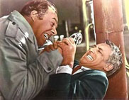 George Kennedy in Charade