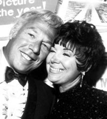 George Kennedy and Norma Wurman