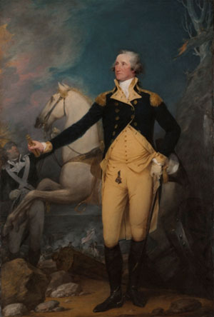 George Washington as a General