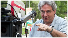 Harold Ramis directing a movie