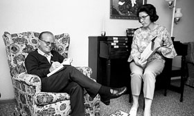 Harper Lee with Truman Capote