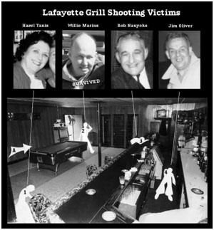 Lafayette Bar and Grill shooting victims