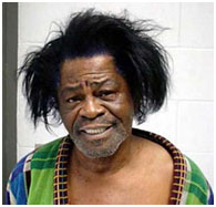 James Brown later in life