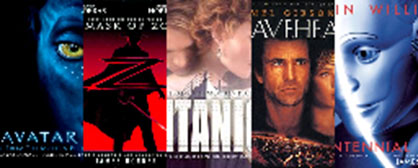 James Horner movie covers he has worked on