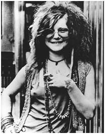 Janis Joplin college years