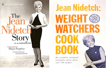 Jean Nidetch Weight Watchers books