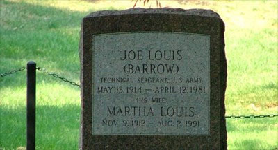 Joe Louis Death