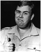 John Candy early in his acting career