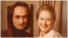 John Cazale and Meryl Streep