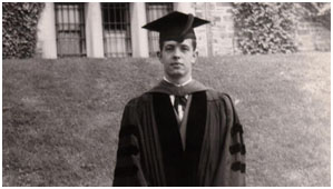 John nash graduation from Princeton