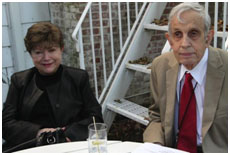 John Nash and his wife later in life