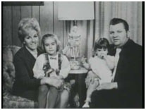 John Wayne Gacy with step daughters