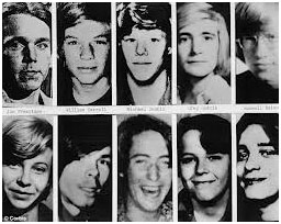 A few of John Wayne Gacy's victims
