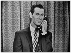 Johnny Carson in the 1950's