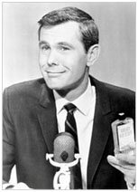Johnny Carson in the 1960's