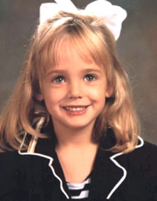JonBenet, Kindergarten photo