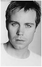 last publicity photo of Jonathan Brandis