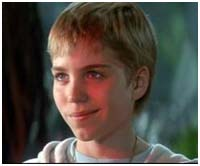 Jonathan Brandis in Steven King's IT in 1990