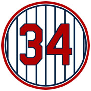 Kirby Puckett retired number