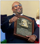 Kirby Puckett - Hall Of Fame Induction