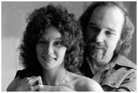 Linda Lovelace and Chuck Traynor
