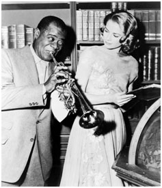 Louis Armstrong in High Society