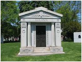Lucky Luciano tomb