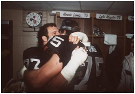 Lyle Alzado on the raiders
