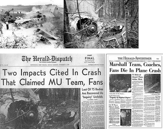 Marshall Plane Crash Bodies