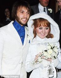 Maurice Gibb and LuLu