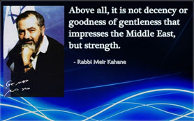 Meir Kahane quote