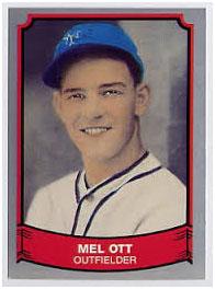 Mel Ott Death