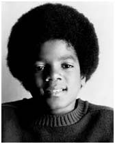 Michael Jackson as a kid