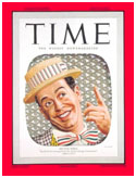 Milton Berle on cover of Time Magazine