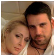 Mindy McCready with David Wilson