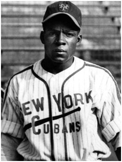 Minnie Minoso in the negro leagues