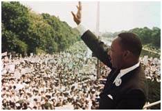 Martin Luther King, Jr I have a dream speech