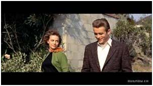 Natalie Wood in Rebel Without a Cause