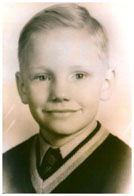 Neil Armstrong childhood photo