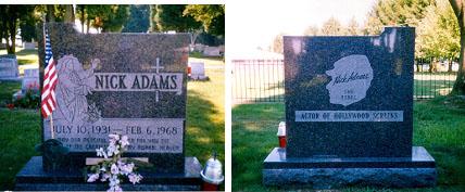 Nick Adams Death