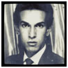 Oscar de la Renta when he was a young man
