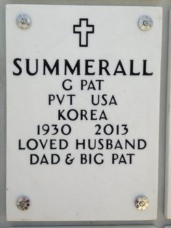 Pat Summerall grave