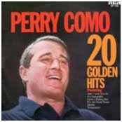 Perry Como album cover