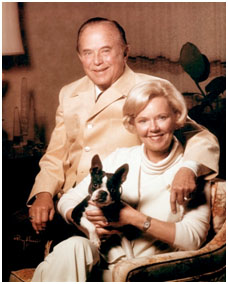 Ray kroc with his wife