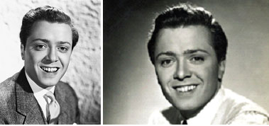 Richard Attenborough when he was just starting out